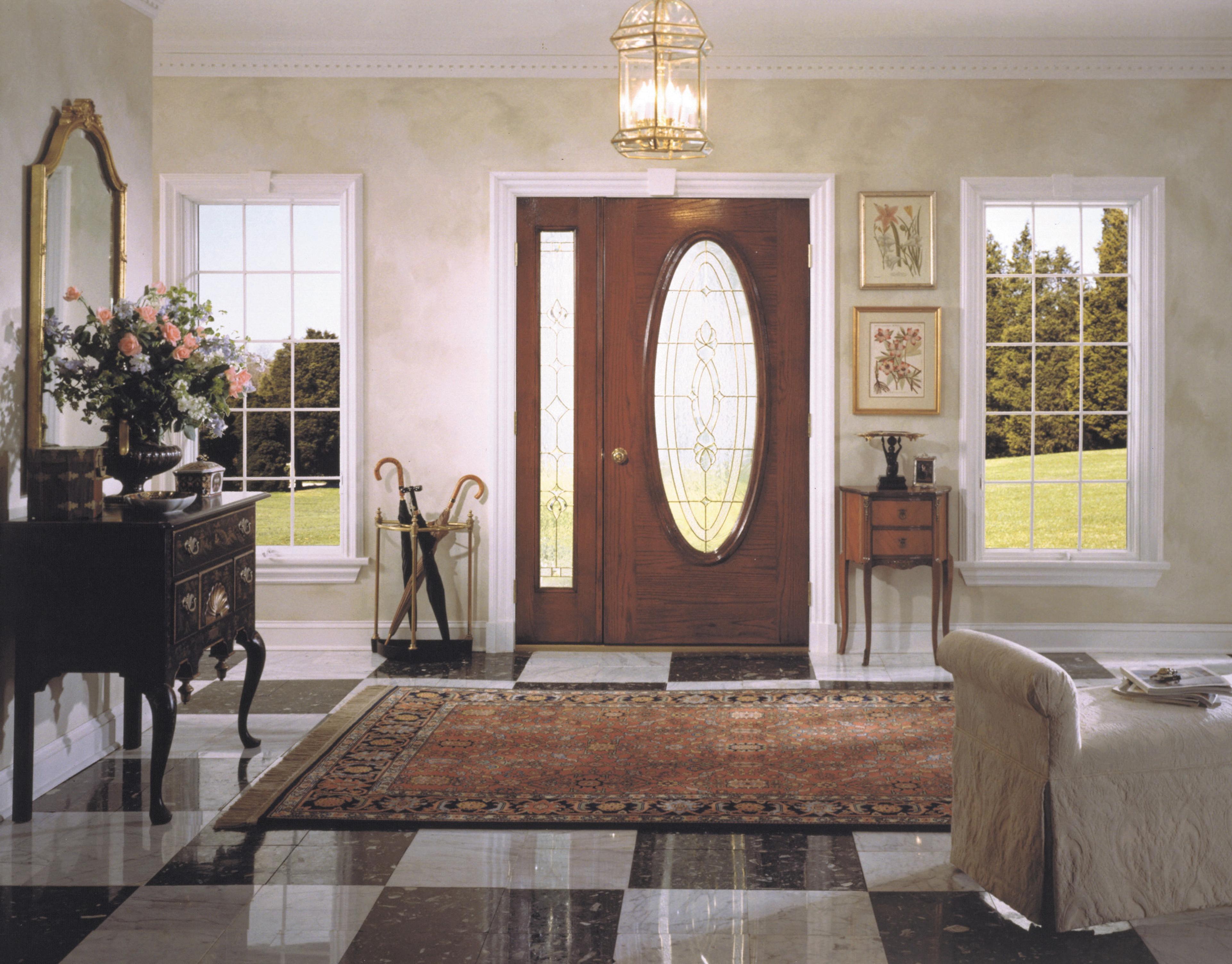Peachtree Fiberglass Entry Doors Examples Ideas