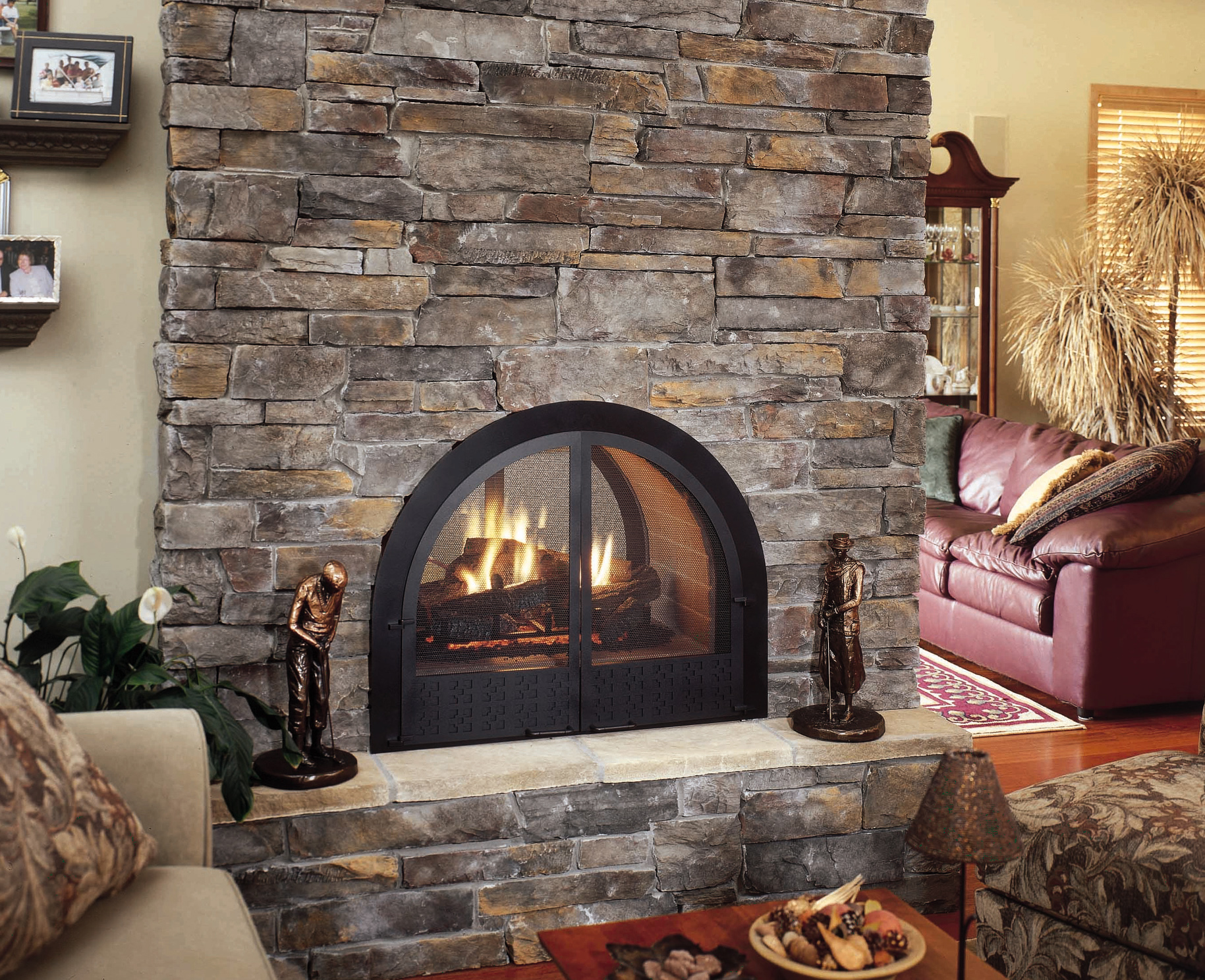 Arched Glass Fireplace Doors beautiful arched glass fireplace doors iron on design decorating