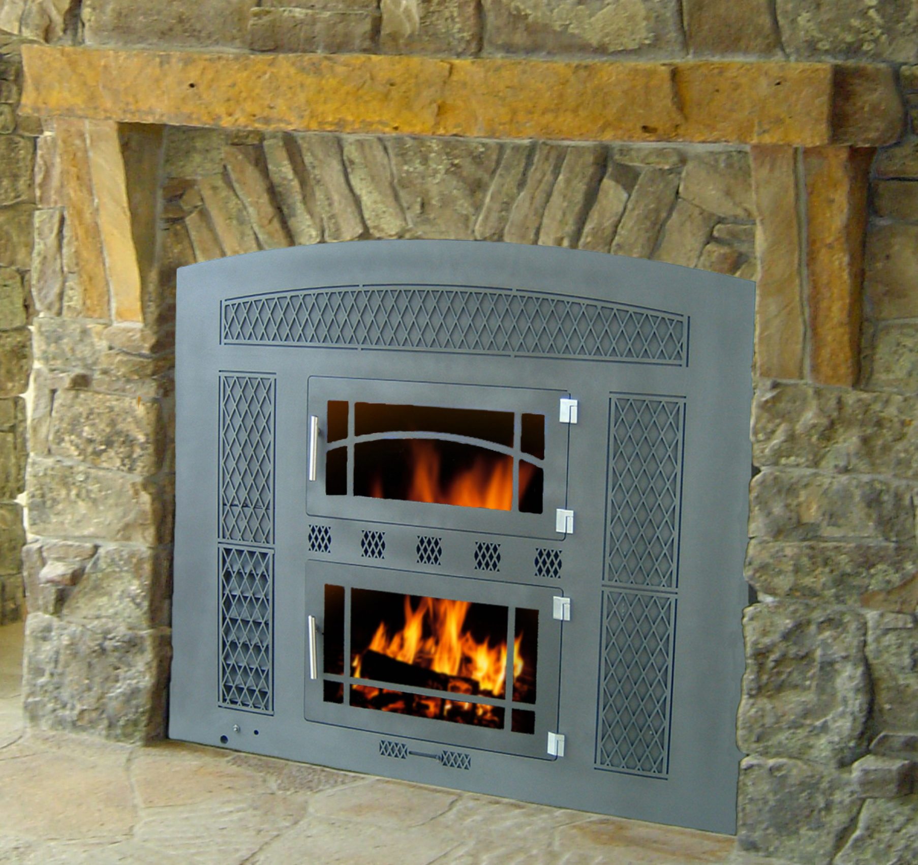Heat Exchangers For Fireplaces Images