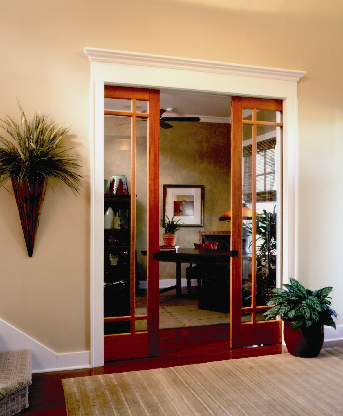 Pocket Door Rollers >> Dulley Column - Color graphics