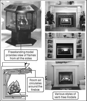 Gas Fireplace Installed in Existing Home | Ask the Builder