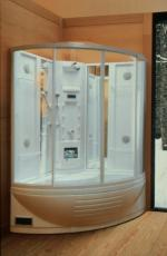 603 Homesized steam room kits are comfortable easy to install