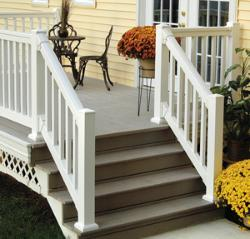 James dulley columns to save money utility bills for Fypon balustrade systems