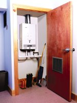 678   Tankless Water Heaters For Endless Showers, Energy Savings